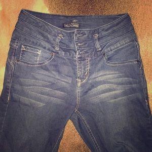 Wallflower size 5 jeans